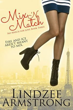 No Match For Love by Lindzee Armstrong – Review