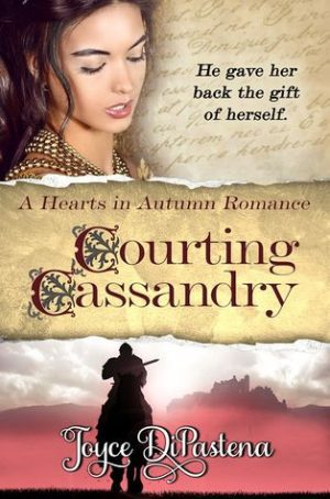 Courting Cassandry by Joyce DiPastena – Review