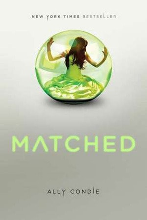 Matched by Ally Condie – Review