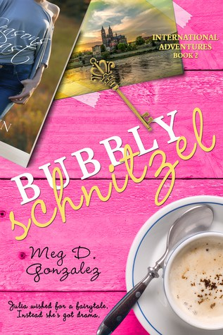 Bubbly Schnitzel by Meg Gonzalez – Review