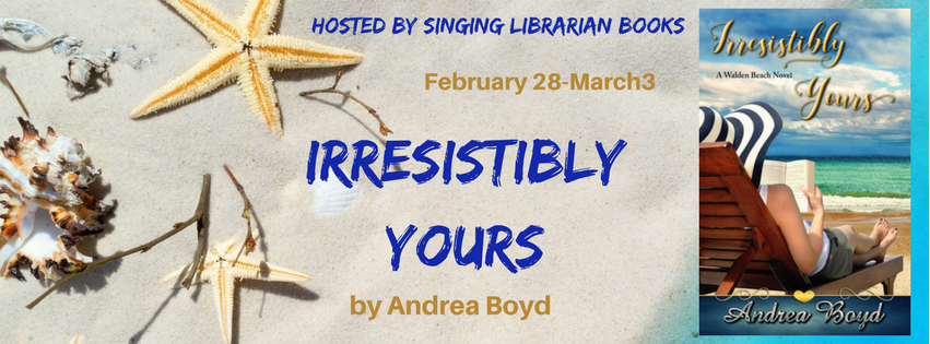Irresistibly Yours by Andrea Boyd - Review,Author Interview,Giveaways
