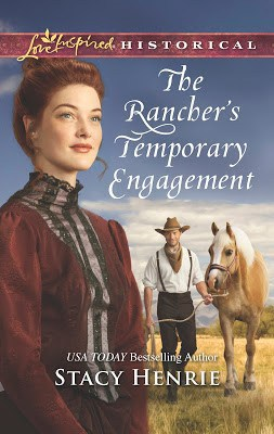The Rancher's Temporary Engagement Book Tour Finale