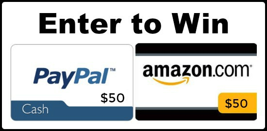 $25 Amazon Gift Code or $25 in Paypal Cash