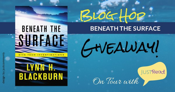 (1) Print copy of Beneath the Surface by Lynn H. Blackburn Surprised Bookish Treat