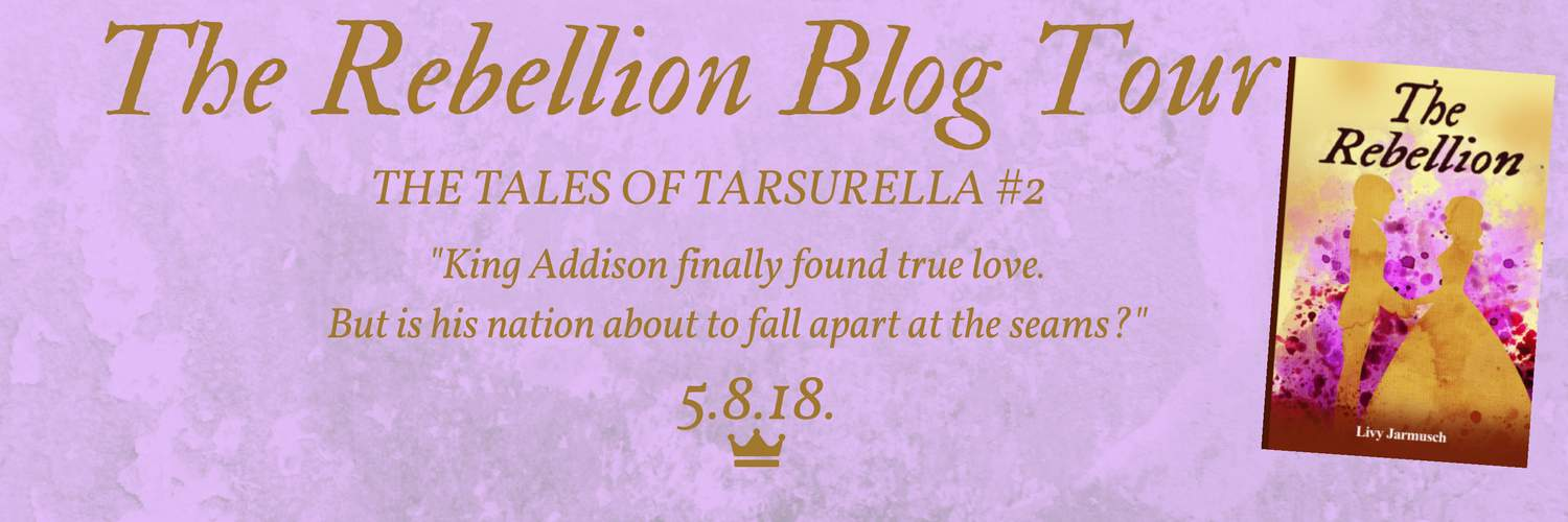 The Rebellion by Olivia Lynn Jarmusch - Review
