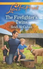 The Firefighter's Twins by Heidi McCahan – Book Review, Guest Post, Preview