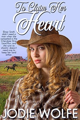 To Claim Her Heart by Jodie Wolfe – Book Review, Preview