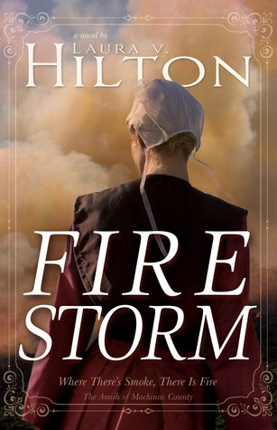 Firestorm  by Laura V. Hilton