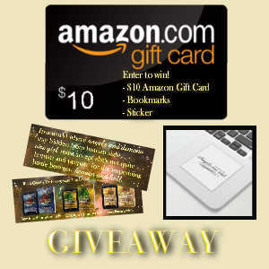 Kingdom Come Prize Pack, $10 Amazon Gift Card