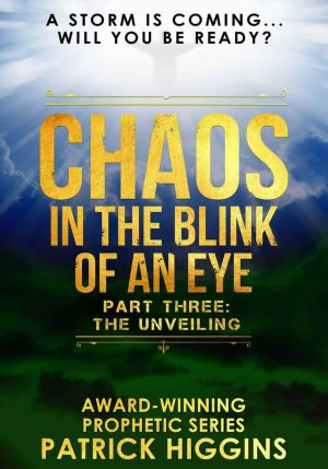 Chaos in the Blink of an Eye #3 – The Unveiling – Preview