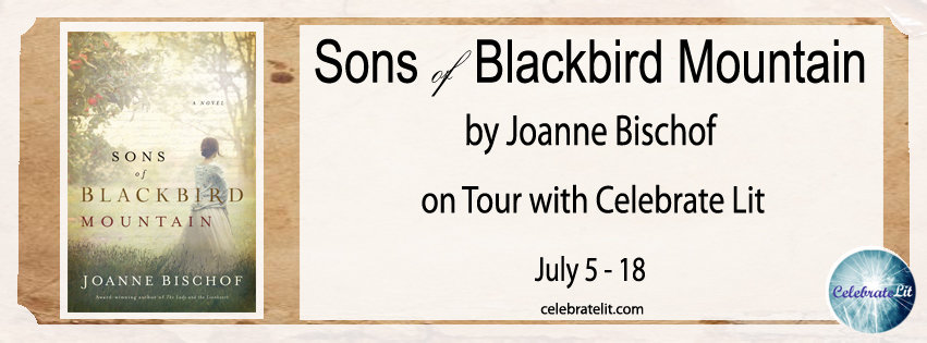 Sons of Blackbird Mountain by Joanne Bischof - Book Review, Preview