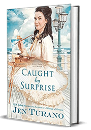 Caught by Surprise by Jen Turano – Book Review, Preview