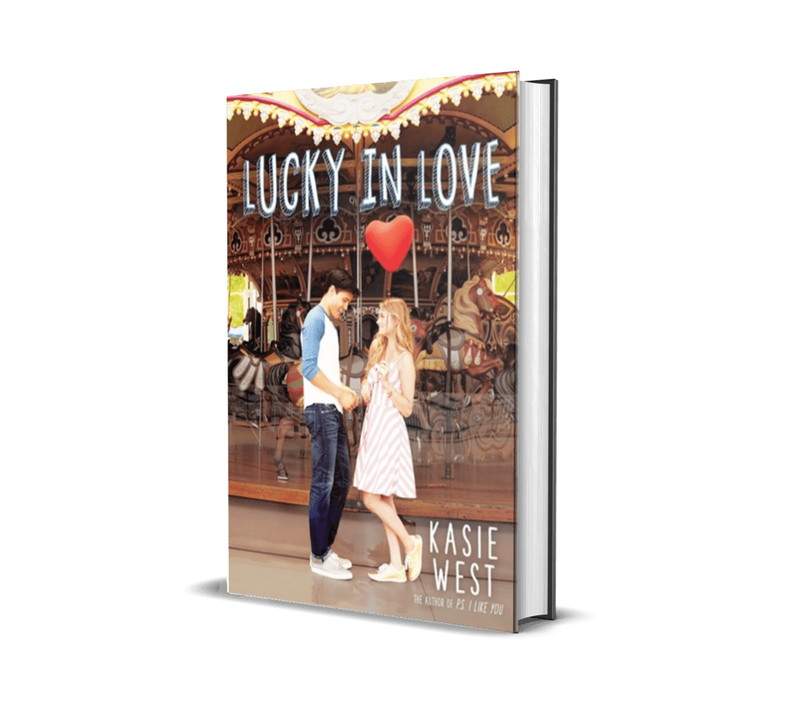 Lucky in Love by Kasie West – Book Review, Preview