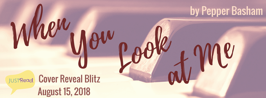 When You Look at Me - Cover Reveal