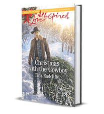 Christmas with the Cowboy by Tina Radcliffe – Book Review, Giveaway
