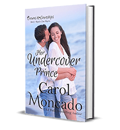 Her Undercover Prince by Carol Moncado – Book Review, Preview