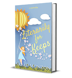 Literarily For Keeps by Sarah Monzon