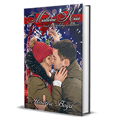 Mistletoe Kiss by Andrea Boyd – Book Review, Preview