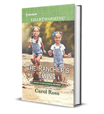 The Rancher's Twins by Carol Ross – Book Review, Preview