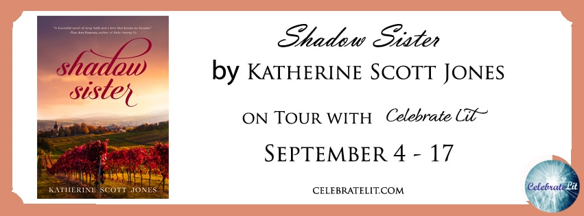 Shadow Sister by Katherine Scott Jones - Book Review, Preview