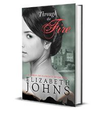 Falling in Love – Through the Fire by Elizabeth Johns – Giveaway