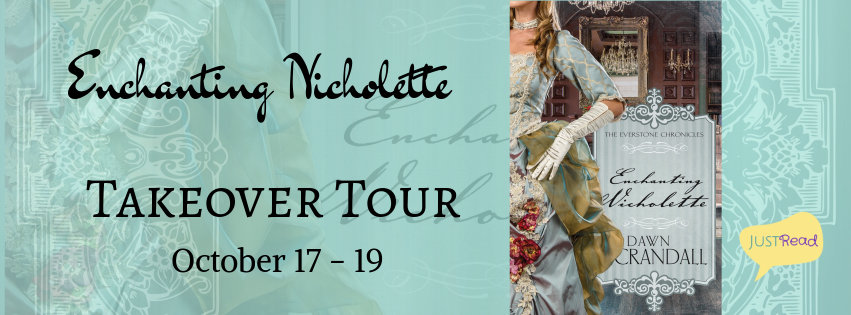 Enchanting Nicolette by Dawn Crandall - Spotlight, Preview