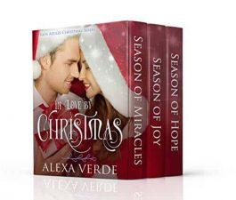 In Love by Christmas by Alexa Verde – Spotlight, Preview, Giveaway