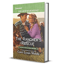 The Rancher's Rescue by Cari Lynn Webb – Book Review, Preview