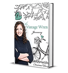The Vintage Wren: January by Chautona Havig – Book Review, Preview, Guest Post