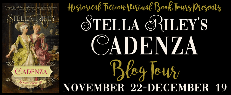 Cadenza by Stella Riley - Spotlight, Preview, Excerpt