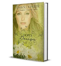 Hope's Design by Dawn Kinzer – Book Review, Preview