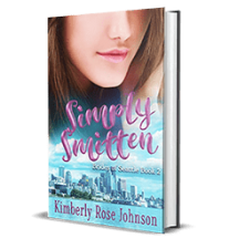 Simply Smitten by Kimberly Rose Johnson – Book Review, Preview