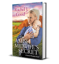The Amish Midwife's Secret by Rachel J. Good – Book Review, Preview