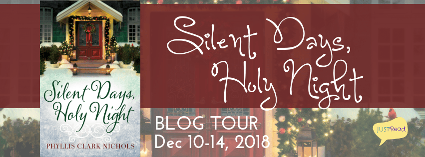 Silent Days, Holy Night by Phyllis Clark Nichols - Book Review, Preview