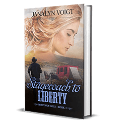 Stagecoach to Liberty by Janalyn Voigt – Book Review, Preview