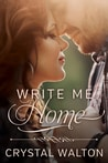 Write Me Home Crystal Walton Clean Romance Review