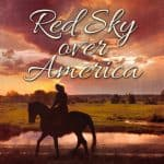 Red Sky Over America by Tamera Lynn Kraft