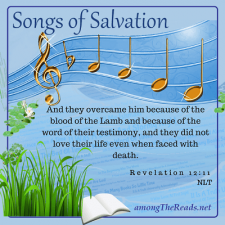 Songs of Salvation – Chrissy M. Dennis