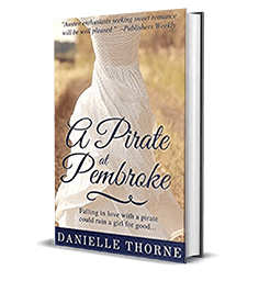A Pirate at Pembroke by Danielle Thorne – Book Review, Preview