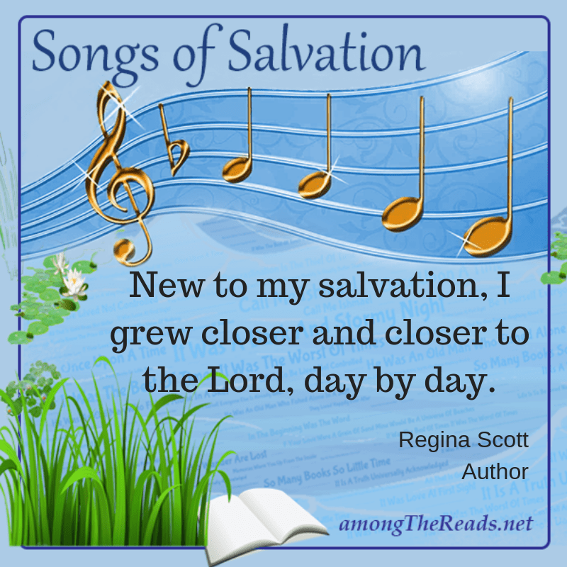Songs of Salvation – Regina Scott