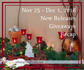 New Releases and Giveaways this Week with Previews