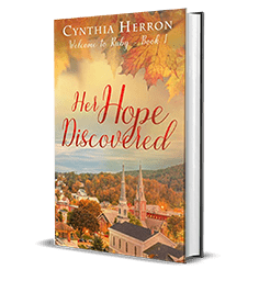 Her Hope Discovered by Cynthia Herron – Book Review, Preview