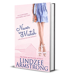 Never Say Match by Lindzee Armstrong – Book Review, Preview