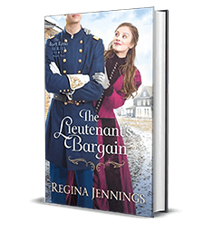 The Lieutenant's Bargain by Regina Jennings