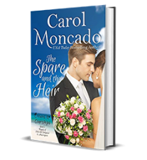 The Spare and the Heir by Carol Moncado – Book Review, Preview