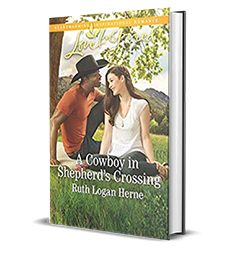 A Cowboy in Shepherd's Crossing by Ruth Logan Herne – Spotlight