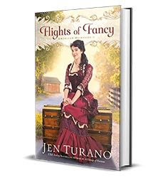 Flights of Fancy by Jen Turano – Book Review, Preview