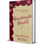 Handmade Hearts by June McCrary Jacobs