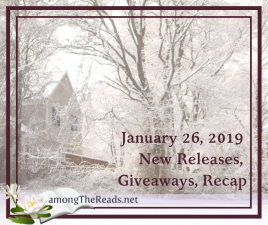 New Releases and Giveaways this Week with Previews – January 26