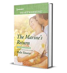 The Marine's Return  by Rula Sinara